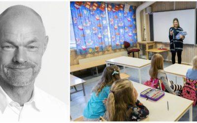 Mats Rosenkvist på GP Debatt: Den mest outnyttjade möjligheten till bättre elevresultat – feedback till lärarna